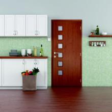 Kuchyňské dveře