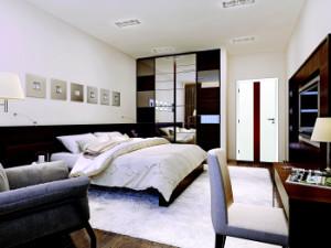Zvukově izolační dveře PRESI vám zajistí nerušený spánek