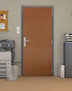 Protipožární dveře (SOLODOOR)
