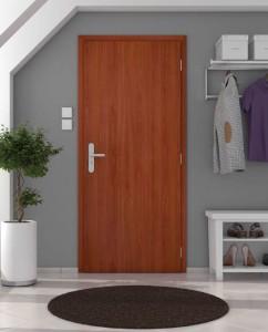 Vchodové dveře (SOLODOOR)
