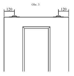 Obrazek 3 posuvne dvere na zed