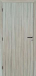 Protihlukové dveře v povrchu SOLO 3D - Driftwood